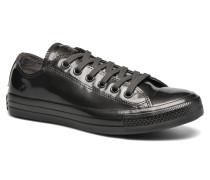 Ctas Metallic Rubber Ox W Sneaker in grau