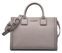Klassic Tote Handtaschen für Taschen in braun