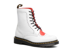 Bentley Stiefeletten & Boots in weiß