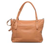 Newark Shopper Zippé Handtaschen für Taschen in braun