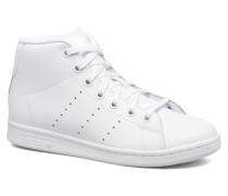 Stan Smith Mid J Sneaker in weiß