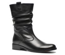Genua Stiefeletten & Boots in schwarz