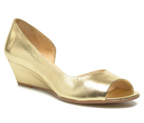 Phoeti Pumps in goldinbronze
