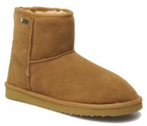 Flocon Stiefeletten & Boots in beige