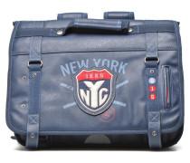 Cartable NYC 38cm Schulzubehör für Taschen in blau