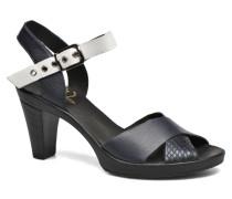 Juxin Sandalen in schwarz