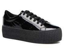 Wild sneaker patent Sneaker in schwarz