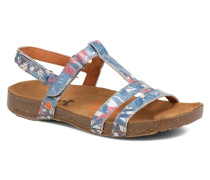 I Breathe 946F Sandalen in blau