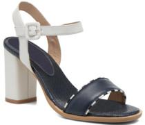 Bahu Sandalen in blau