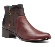 GLENO Stiefeletten & Boots in weinrot