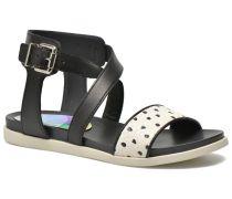 Pacy Sandalen in schwarz