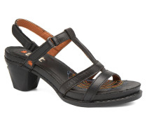 I Enjoy 1124 Sandalen in schwarz