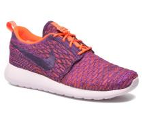 Wmns Roshe One Flyknit Sneaker in lila