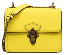 PAMORE Shoulderbag Handtasche in gelb