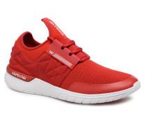 Flow Run Evo Sneaker in rot
