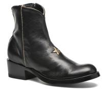 Star New Stiefeletten & Boots in schwarz
