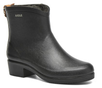 Miss Juliette Botillon Fur Stiefeletten & Boots in schwarz