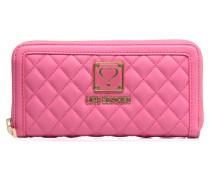 Super quilted Wallet Portemonnaies & Clutches für Taschen in rosa