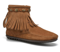 Hello Kitty Fringe Boot Stiefeletten & Boots in braun