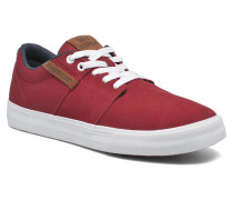 Stacks Vulc II Sneaker in rot