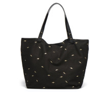 Cabas Toile Clea Handtaschen für Taschen in schwarz
