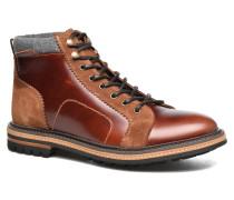 Bones Ride Suede Stiefeletten & Boots in braun