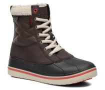 AllCast Waterproof Duck Boot W Stiefeletten & Boots in braun