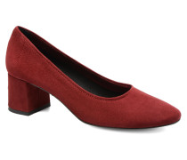 Aura Pumps in weinrot