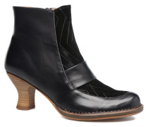 ROCOCO S834 Stiefeletten & Boots in schwarz