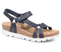 Sally snake Sandalen in blau