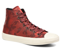 Chuck Taylor All Star II Hi M Sneaker in weinrot