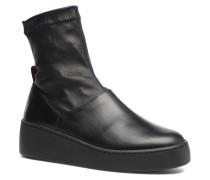 Teniera Stiefeletten & Boots in schwarz