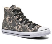 Chuck Taylor All Star Animal Hi W Sneaker in beige