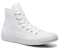 Chuck Taylor All Star II Hi W Sneaker in weiß