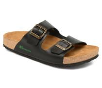 Waraji NE30 Sandalen in schwarz