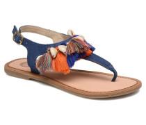 Indigena Sandalen in blau