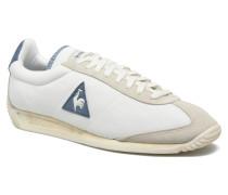 Quartz Vintage Sneaker in weiß