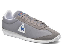 Quartz Nylon Sneaker in grau
