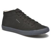 Miana Bootie Sneaker in schwarz