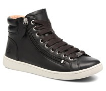 Olive Sneaker in schwarz