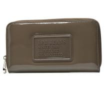 Compagnon Verni Portemonnaies & Clutches für Taschen in braun