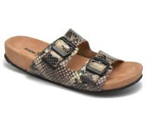 Gipsy Sandal Sandalen in schwarz