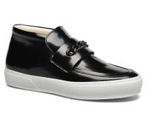 Tone Sneaker in schwarz