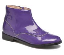 Mnalbanil Stiefeletten & Boots in lila