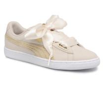 Basket Heart Canvas Wn's Sneaker in weiß