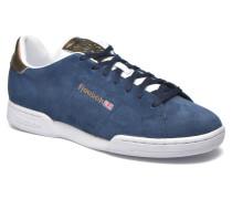 Npc II Met Sneaker in blau