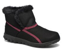 Go Walk Artic Stiefeletten & Boots in schwarz