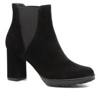 SYNTONY 334 Stiefeletten & Boots in schwarz