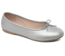 Girls Arabella Ballerinas in silber