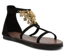 Peps 606 Sandalen in schwarz